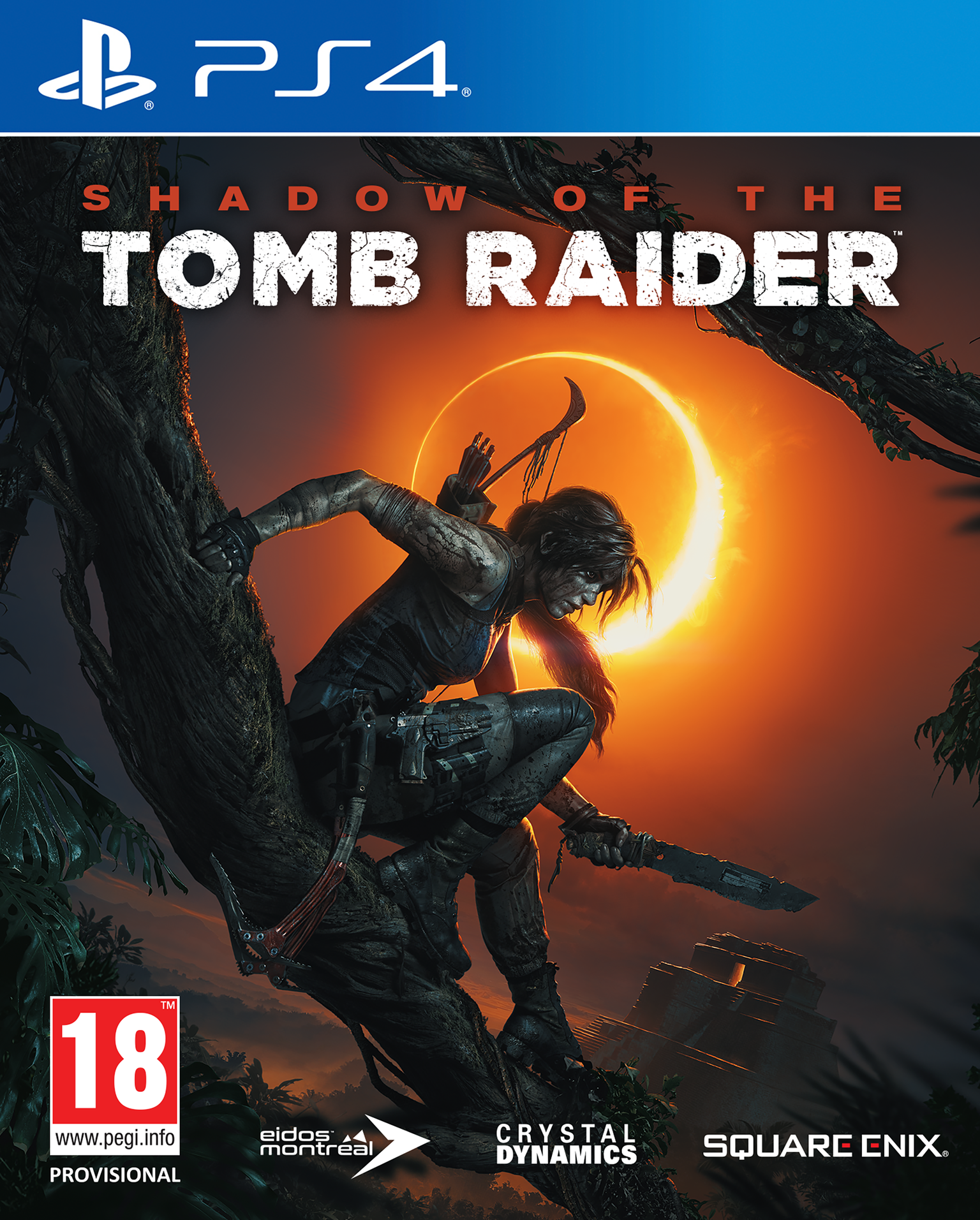 Shadow of The Tomb Raider - PlayStation 4 Játékok