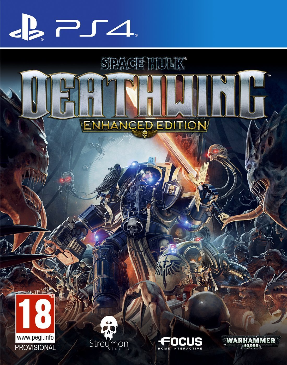 Space Hulk: Deathwing Enhanced Edition - PlayStation 4 Játékok