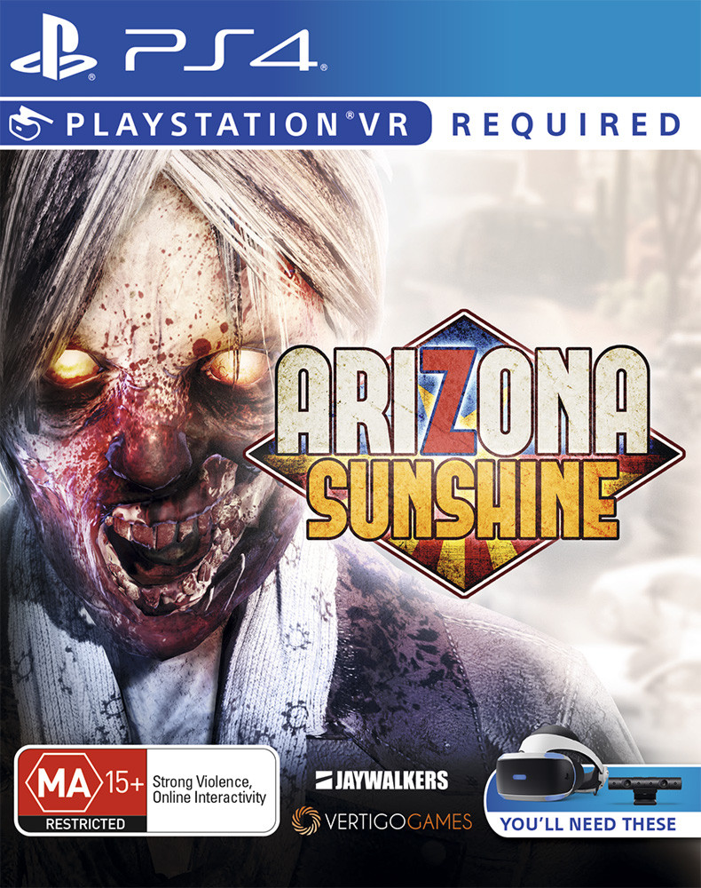 Arizona Sunshine VR