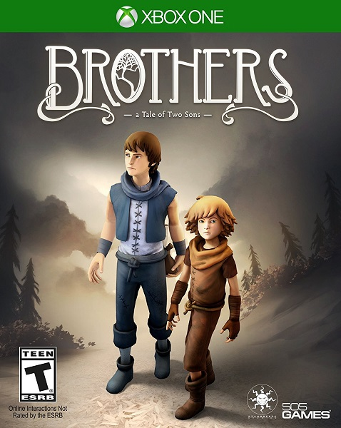 Brothers a Tale of Two Sons - Xbox One Játékok
