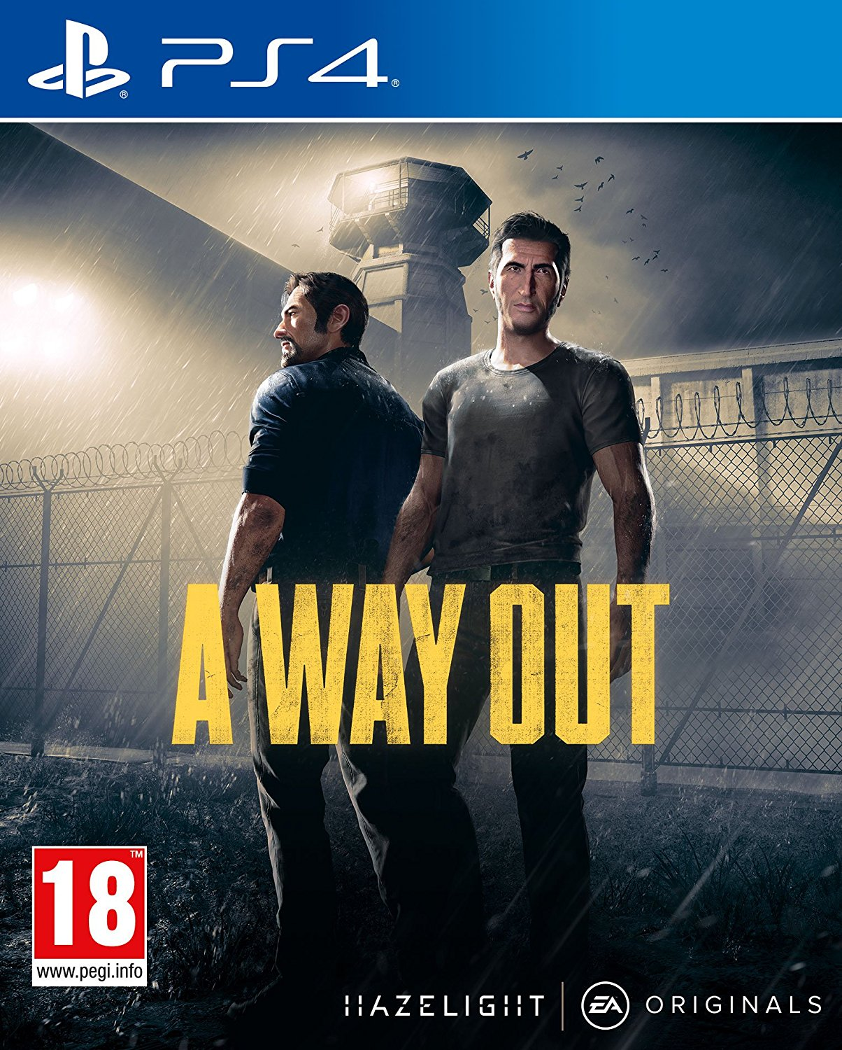 A Way Out - PlayStation 4 Játékok