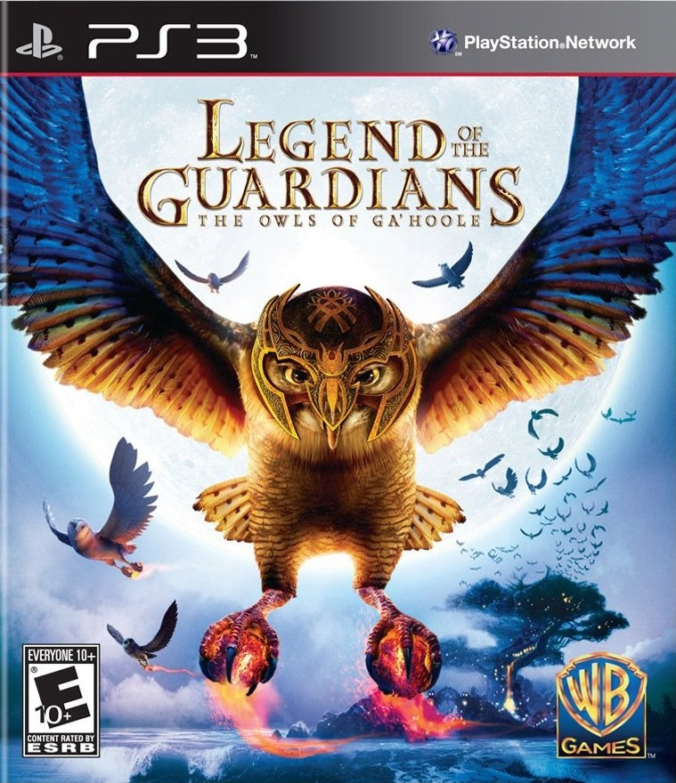 Legends of the Guardians The Owls of Gahoole