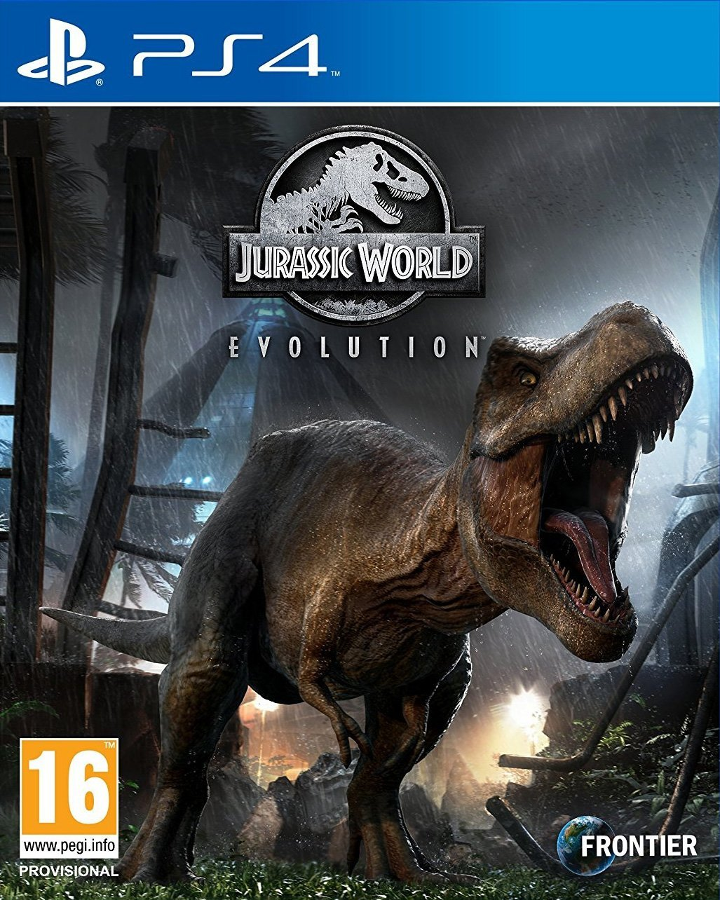 Jurassic World Evolution - PlayStation 4 Játékok