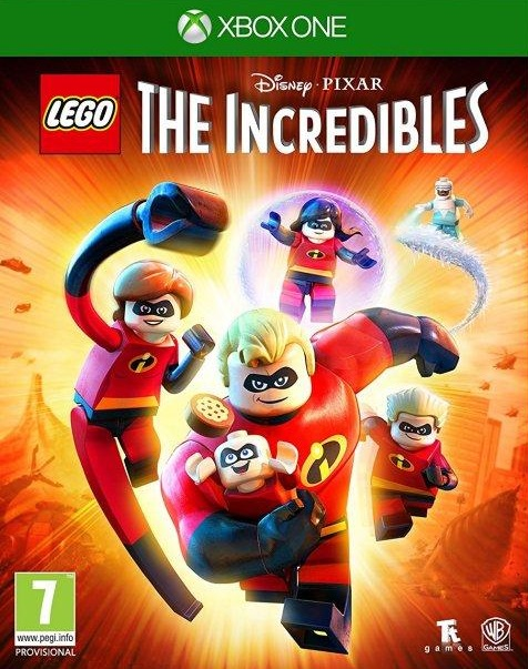 LEGO The Incredibles Video Game - Xbox One Játékok