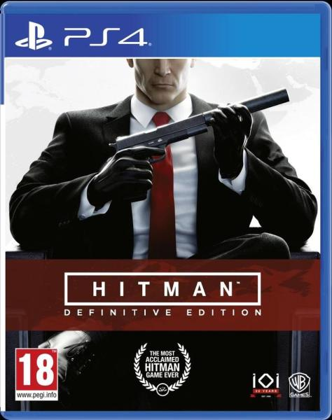 Hitman: Definitive Edition Steelbook Edition - PlayStation 4 Játékok