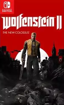 Wolfeinstein II The New Colossus