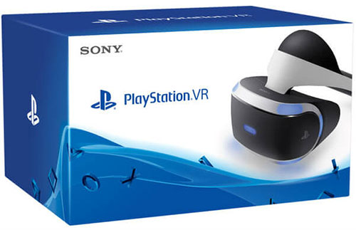 Sony Playstation 4 Virtual Reality Headset (ZRV1) + Kamera