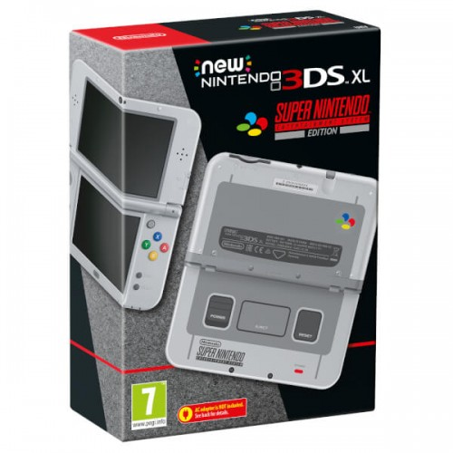 Nintendo New 3DS XL SNES Edition - Nintendo Switch Gépek