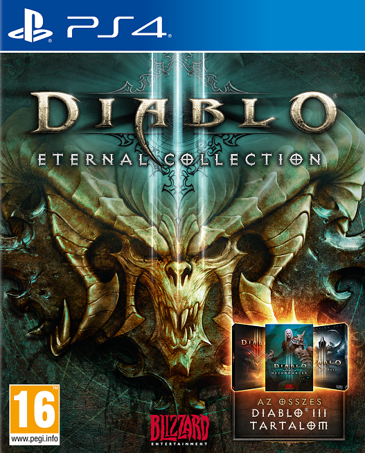 Diablo III (3) Eternal Collection - PlayStation 4 Játékok