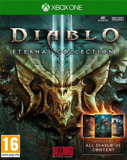 Diablo III (3) Eternal Collection
