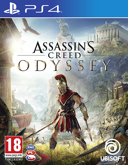 Assassins Creed Odyssey - PlayStation 4 Játékok