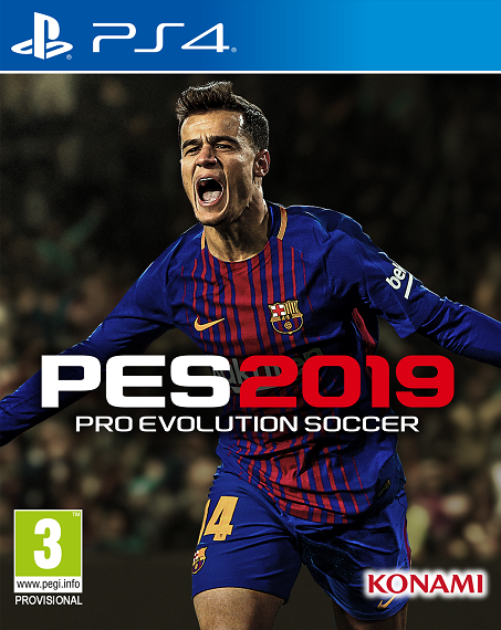 Pro Evolution Soccer 2019 (PES 19) - PlayStation 4 Játékok