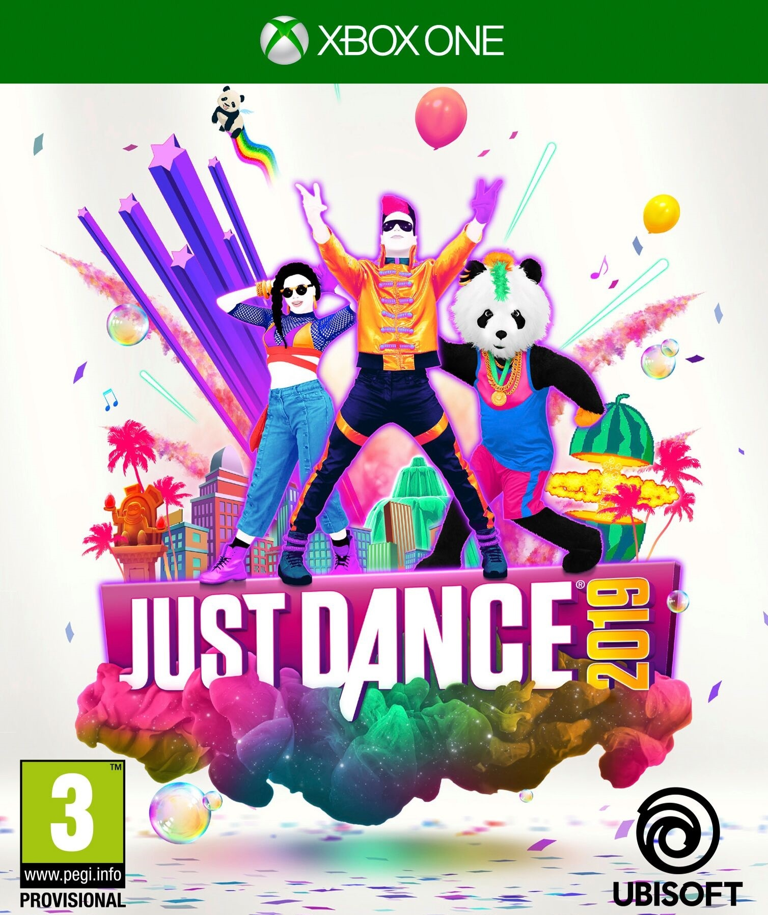 Just Dance 2019 - Xbox One Játékok