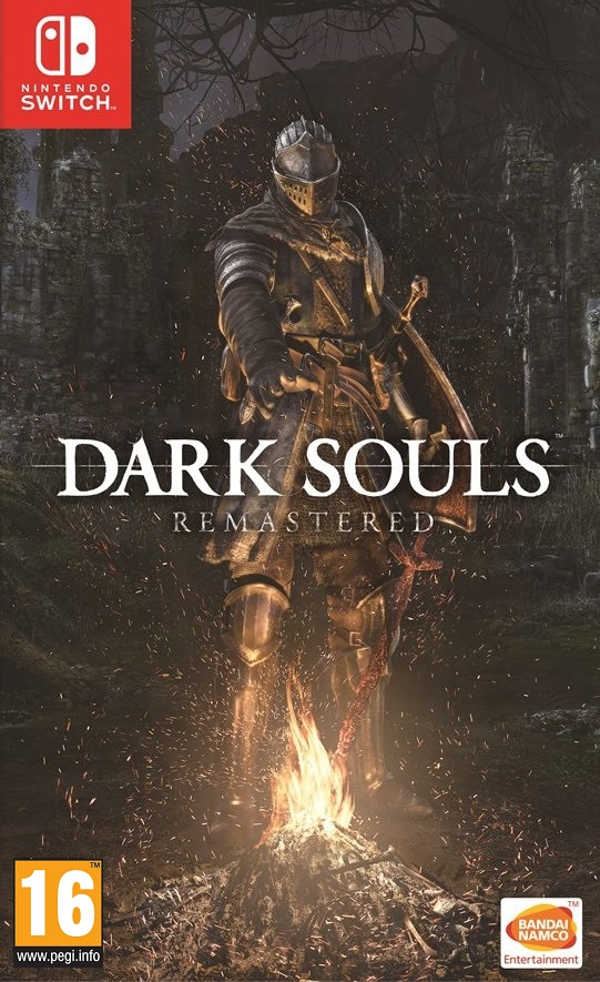 Dark Souls Remastered - Nintendo Switch Játékok