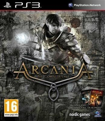 Arcania The Complete Tale - PlayStation 3 Játékok