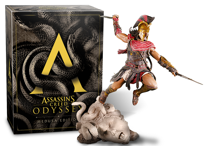 Assassins Creed Odyssey Medusa Edition - Xbox One Játékok