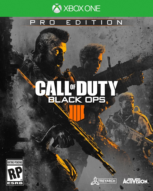 Call Of Duty: Black Ops 4 (Black Ops IIII) Pro Edition