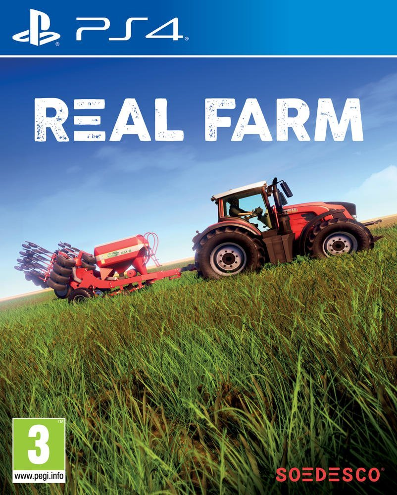 Real Farm - PlayStation 4 Játékok