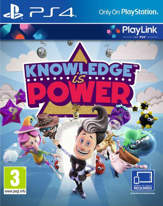 Knowledge is Power - PlayStation 4 Játékok