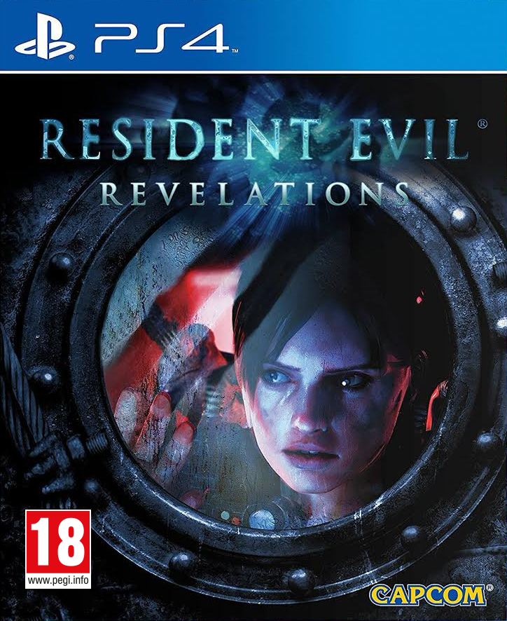 Resident Evil Revelations (PS4) - PlayStation 4 Játékok