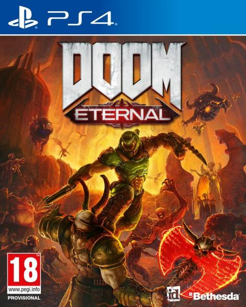 Doom Eternal - PlayStation 4 Játékok