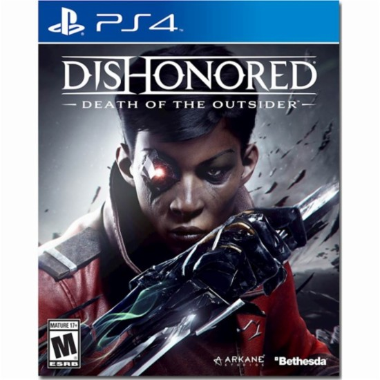 Dishonored Death of the Outsider - PlayStation 4 Játékok