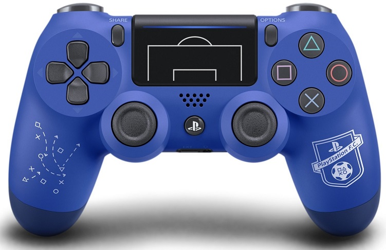 Sony Playstation 4 Dualshock 4 Wireless Controller Champions League