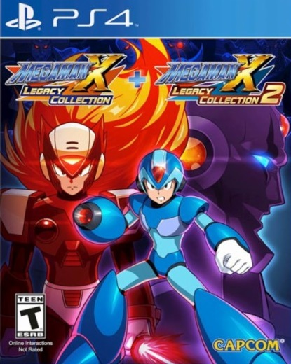 Mega Man X Legacy Collection 1 + Mega Man X Legacy Collection 2