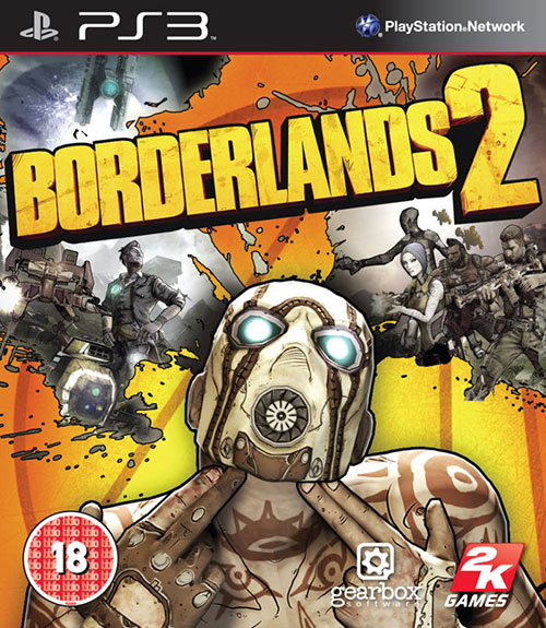 Borderlands 2 - PlayStation 3 Játékok