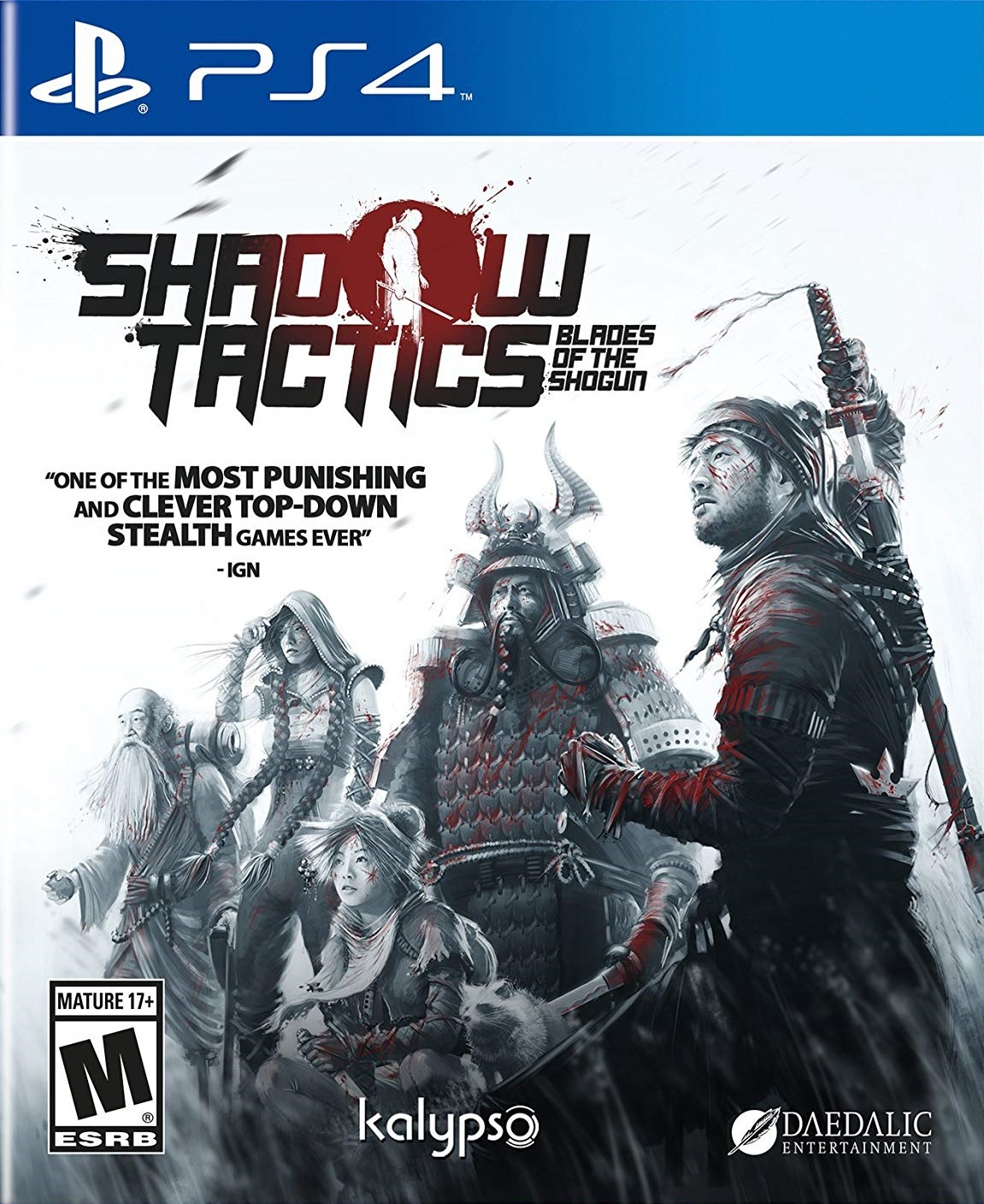 Shadow of Tactics Blades of The Shogun