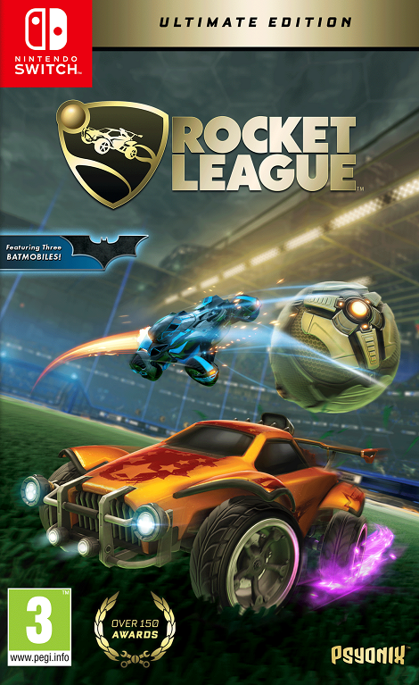 Rocket League Ultimate Edition