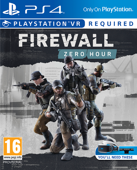 Firewall: Zero Hour - PlayStation 4 VR