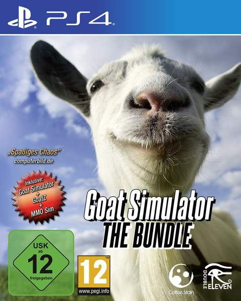 Goat Simulator: The Bundle
