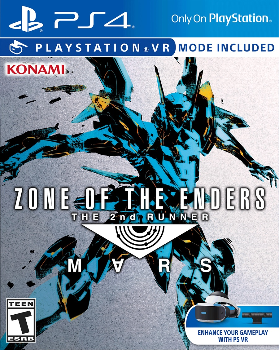 Zone of the Enders - The Second Runner : Mars - PlayStation 4 Játékok