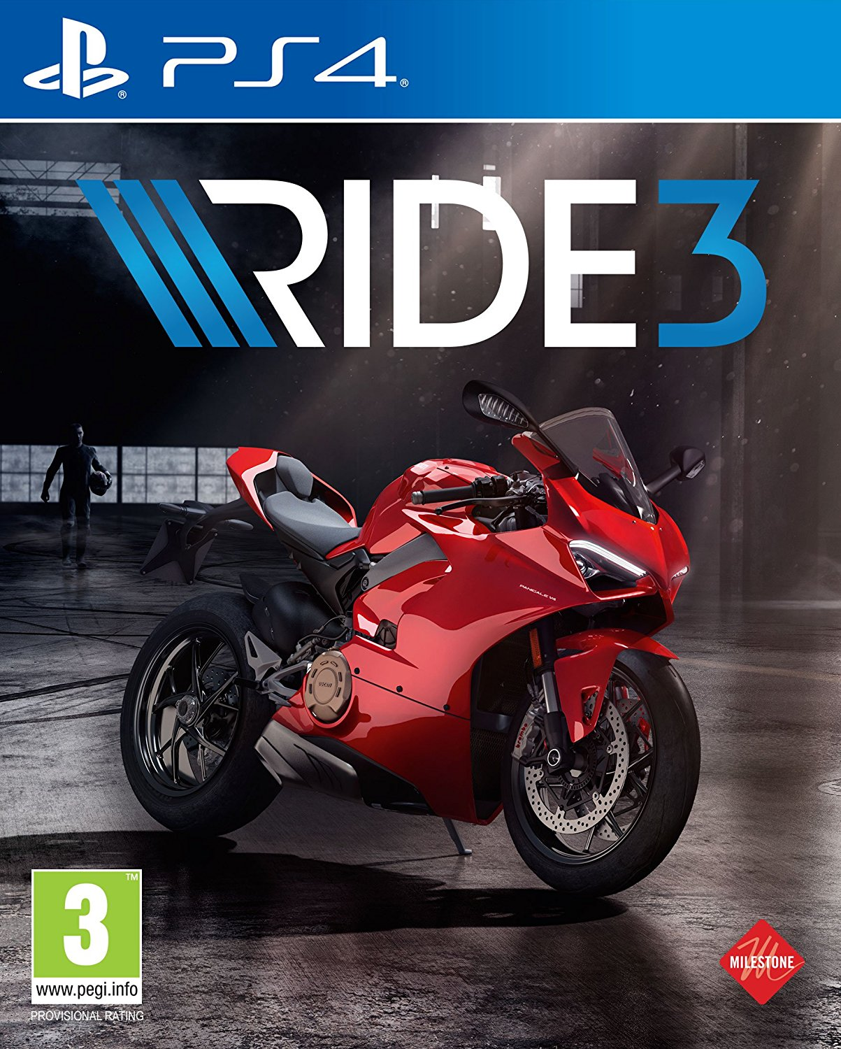 Ride 3 - PlayStation 4 Játékok
