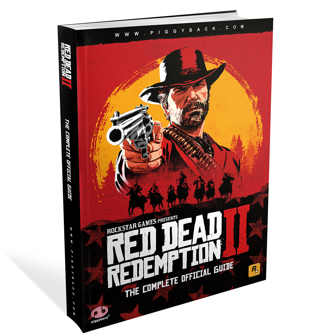 Red Dead Redemption 2: The Complete Official Guide (angol nyelvű)