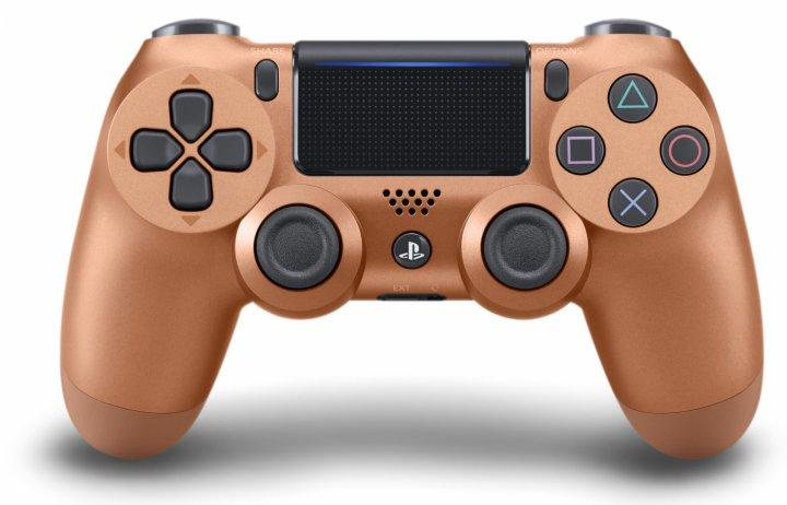 Sony Playstation 4 Dualshock 4 Wireless Controller Copper