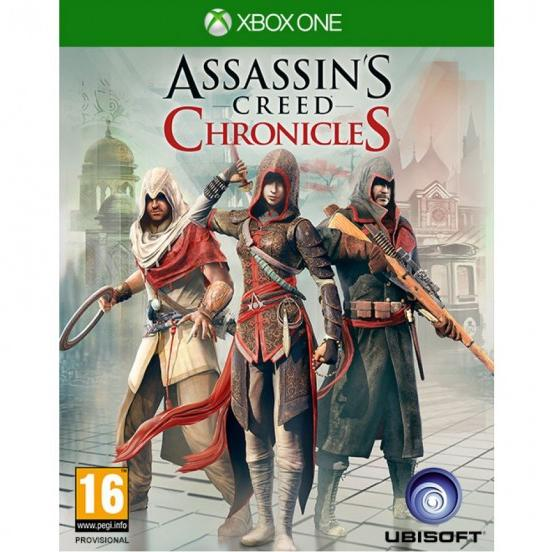 Assassins Creed Chronicles - Xbox One Játékok