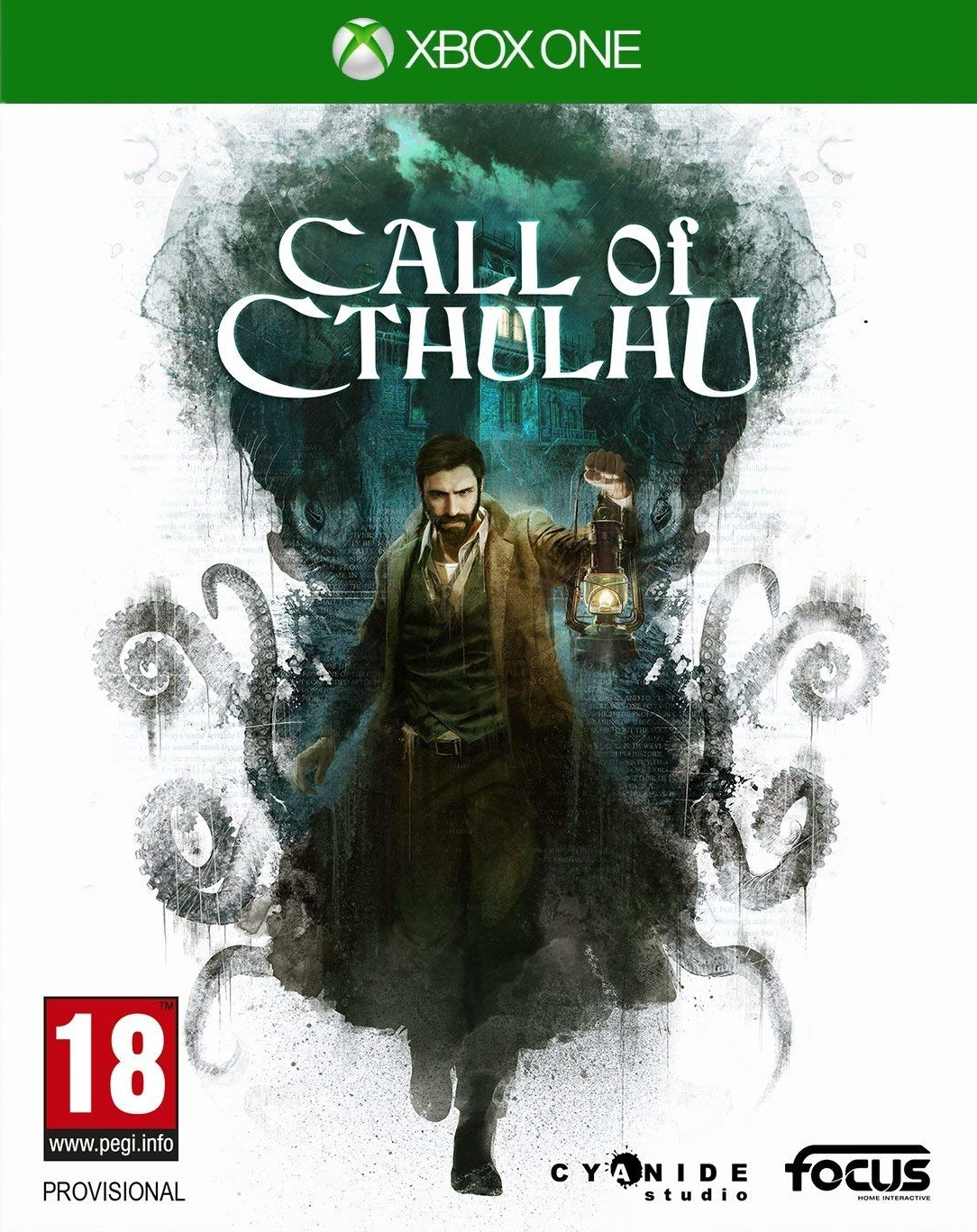Call of Cthulhu - Xbox One Játékok