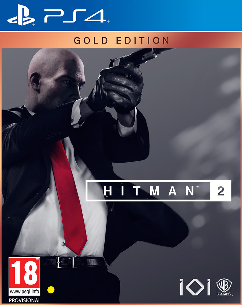 Hitman 2 Gold Edition - PlayStation 4 Játékok