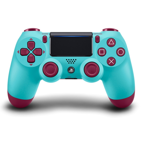 Dualshock 4 Wireless Controller Berry Blue