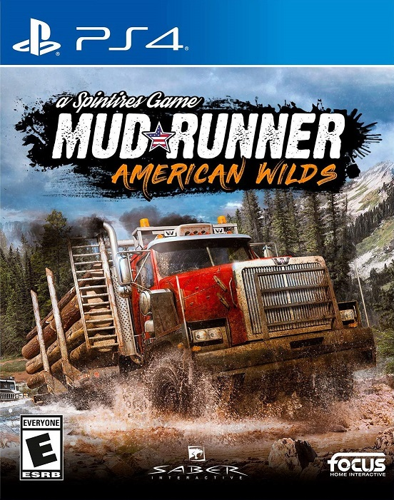 Spintires: Mudrunner American Wilds Edition