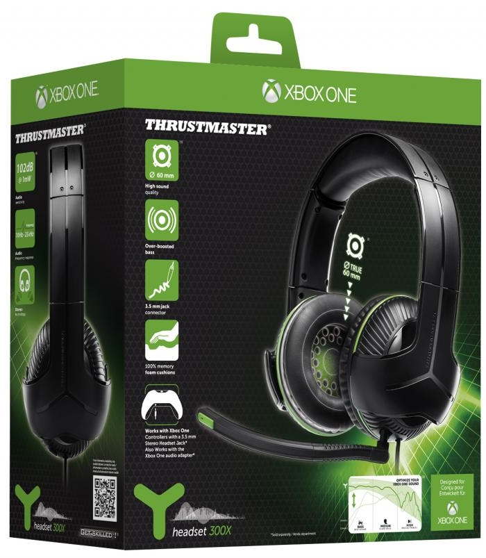 THRUSTMASTER Y-300X Xbox One Headset