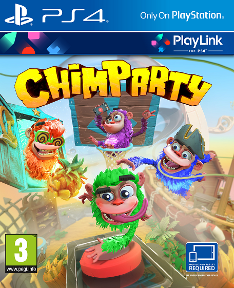 Chimparty (PlayLink)