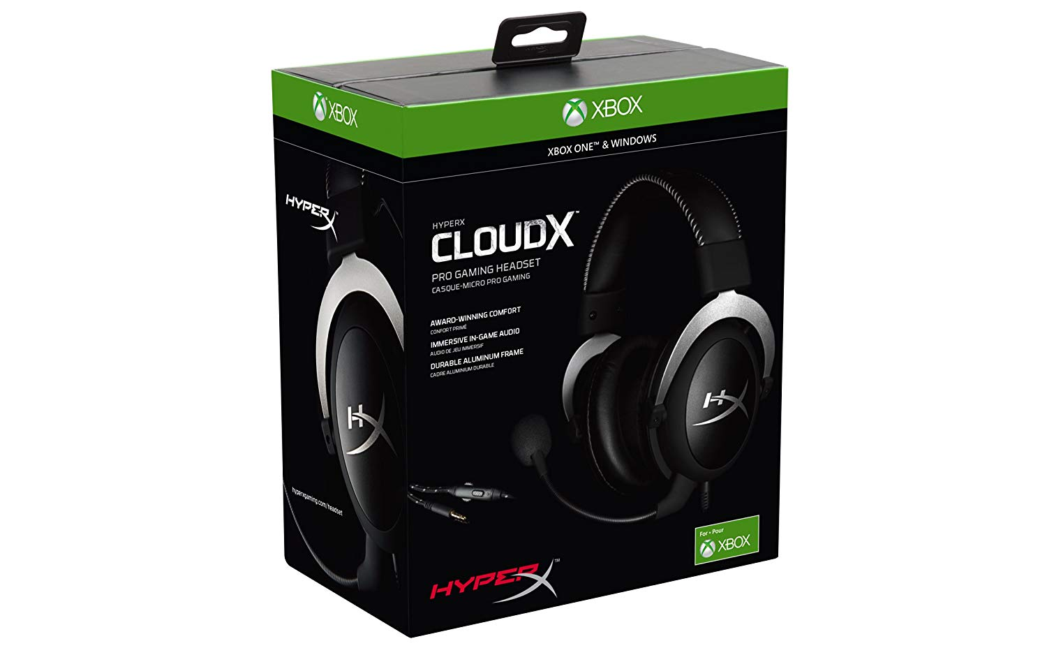 Hyperx Cloud X Gaming Headset (Xbox One)