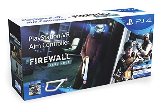 Firewall Zero Hour Plusz Ps VR Aim Controller Bundle
