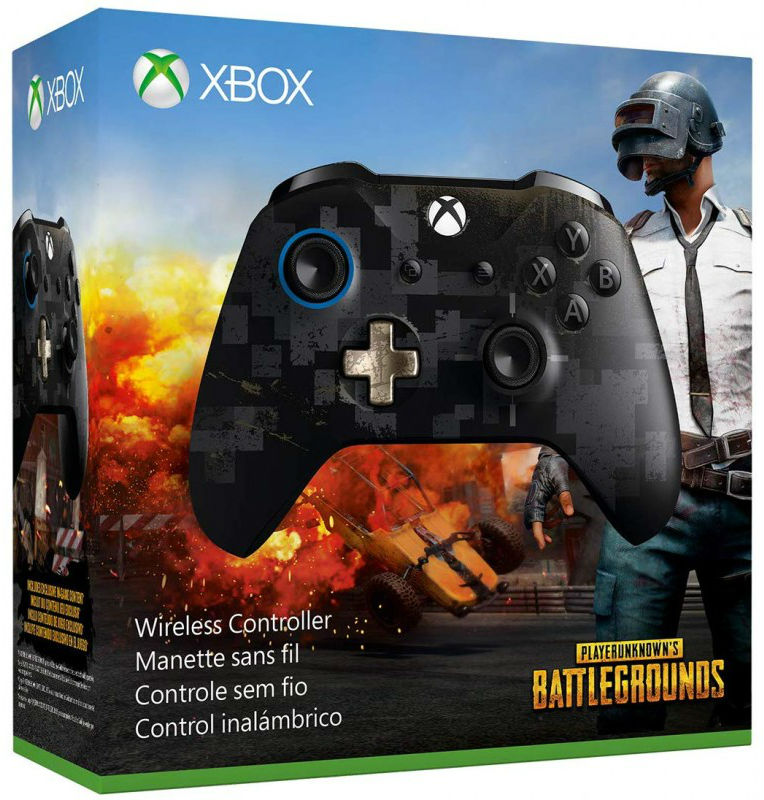 Microsoft Xbox One Wireless Controller PlayerUnknows Battlegrounds (PUBG) Special Edition - Xbox One Kiegészítők