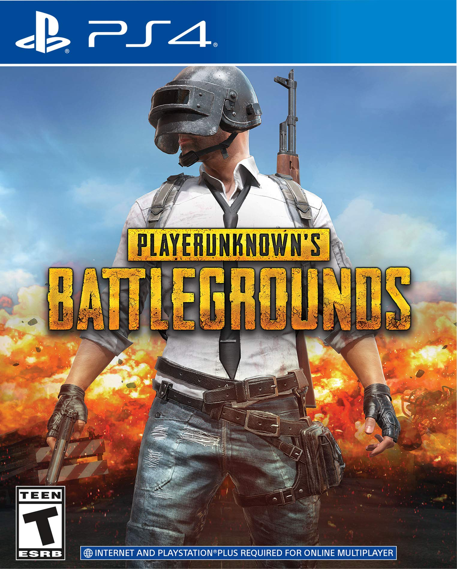 Playerunknowns Battlegrounds (PUBG) - PlayStation 4 Játékok