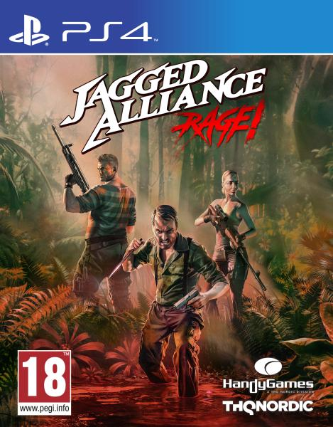 Jagged Alliance Rage!