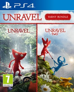 Unravel Yarny Bundle  - PlayStation 4 Játékok